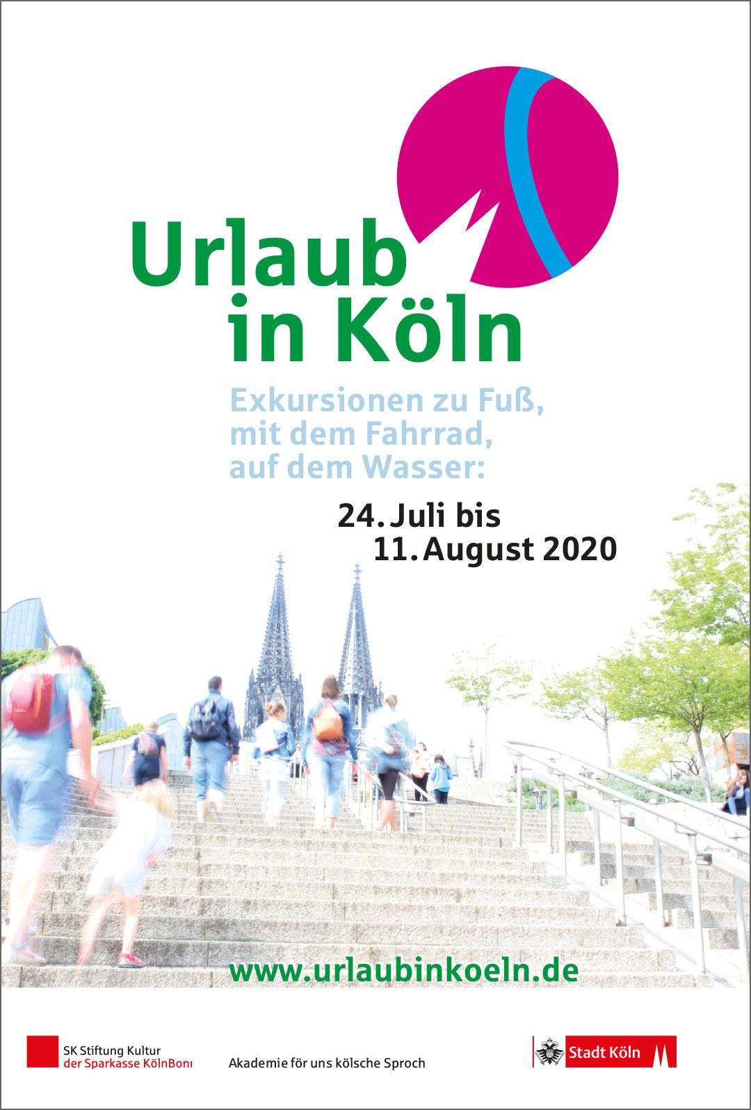 Köln Urlaub